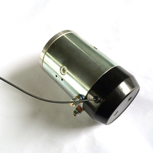 High reliability 24V 10kw dc motor