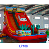 indoor play set slide, indoor kids air slide, kids play slide