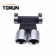 2015+ Boxster Cayman exhaust tip muffler tail pipe for porsche