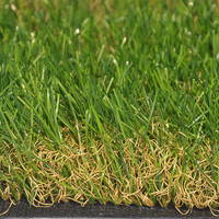 Real Looking Garden Artificial Synthetic Lawn