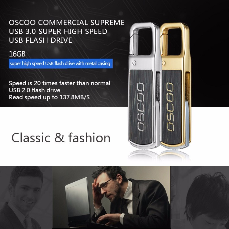 Oscoo High Speed Usb3.0 32Gb Usb Disk For Pc
