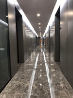 China office furniture 10mm 12mm office partition glass wall vendor