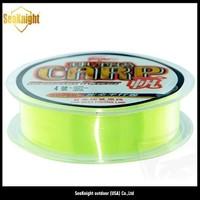 Super Strong Yellow Nylon Monofilament Fishing Line
