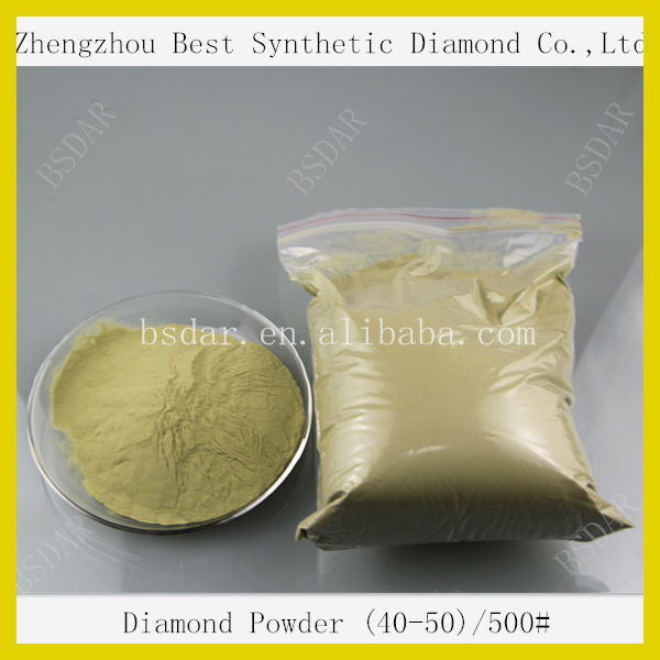 resin bond  synthetic diamond powder for saw blade