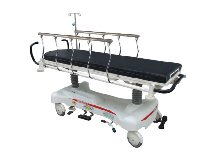 AC-ST005 Hydraulic Rise and Fall Stretcher Cart operation room transfer cart