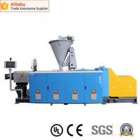 High quality best sell parallel small lab double screw extruder