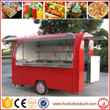 Mini Food Truck / street food Vending Van / electric food truck / whatsapp:0086-15639789113
