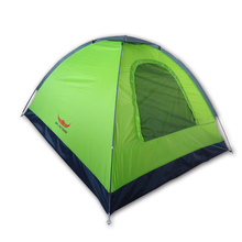 Custom Single Layer Short Leading Time Camping Bed Tent 2 People