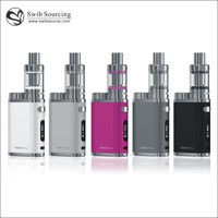 Crazy selling 100% Authentic Eleaf iStick Pico 75w full kit with melo III tank 4.0ml capacity atomizer