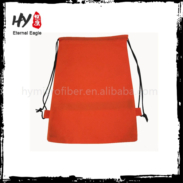 China manufacturer backpack drawstring, custom nonwoven bag, book bags with logo