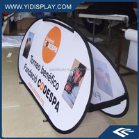 Various Size Printing Custom Collapsible Backdrop