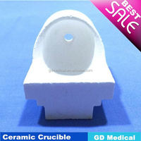 Best Selling Products 2014 top grade ceramic crucible for thermal analysis