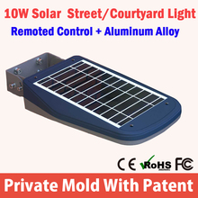 China manufacturer 30 watts all in one solar light with CE certificate