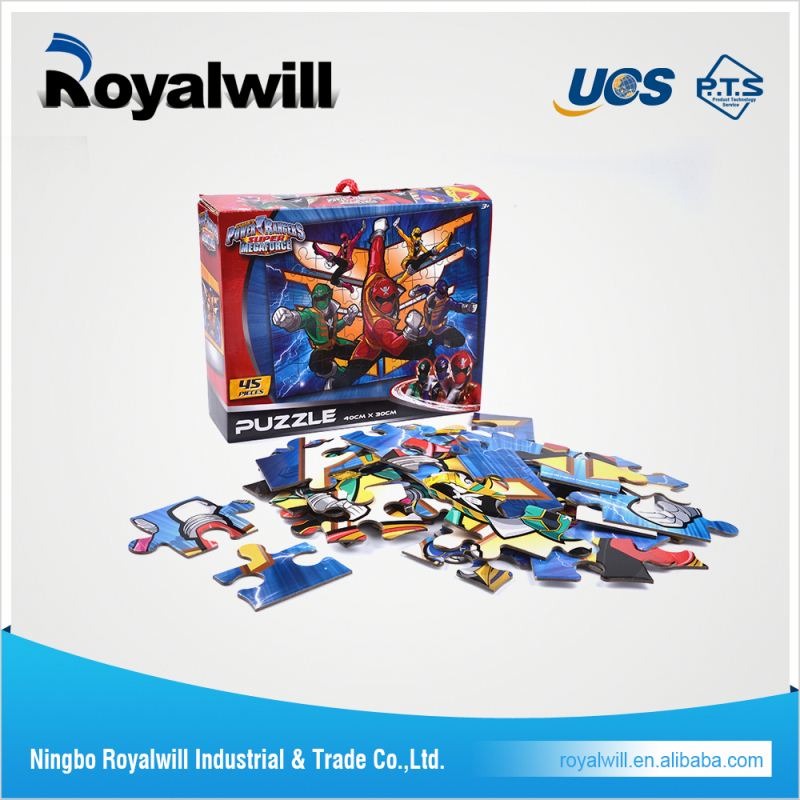 jigsaw puzzle's manufacturer in china