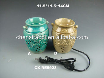 electric oil burner-porcelain oil burner