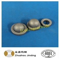 API tungsten carbide vavle ball and vavle seat