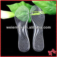 High Heel Shoe Insole Reflexology Foot Massage