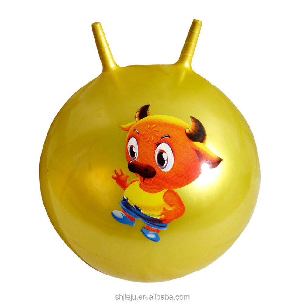 Chinese promotional inflatable hopper ball(swiss ball) wholesale