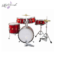 PVC cover kids Drum set