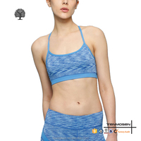 Hot selling womens fitness yoga sports bra running workout wear