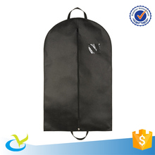 non-woven fabric suit cover bag with zipper
