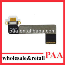 replacement flex for ipad min charger dock connector port flex cable