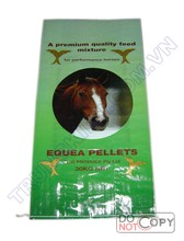 HORSE FEED, ANIMAL FEED PACKAGING BAGS