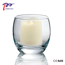 LED grave light of cemetery plastic candle