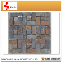 Square Shape Decorative Beautiful Mosaic Patterns