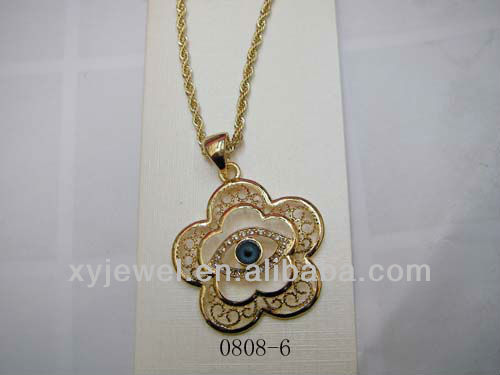 Family pendants whoelsale evil eye charm pendent lucky eye pendant