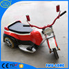 Hot sale electric theme park children ride on moto bicycle