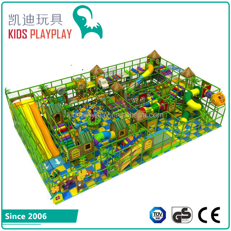 Hot sell kids commercial indoor jungle gym equipment for sale