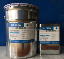 Better than epoxy zinc rich primer Environmentally friendly conducting polymer metal anticorrosion boat paint