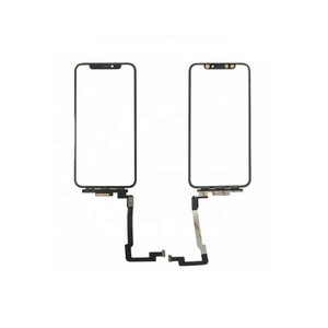 Hot sell top quality Touch Screen with Extend Touch Flex Cable No Need Soldering for iPhone X