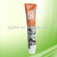 78 color shades hair coating dye cream