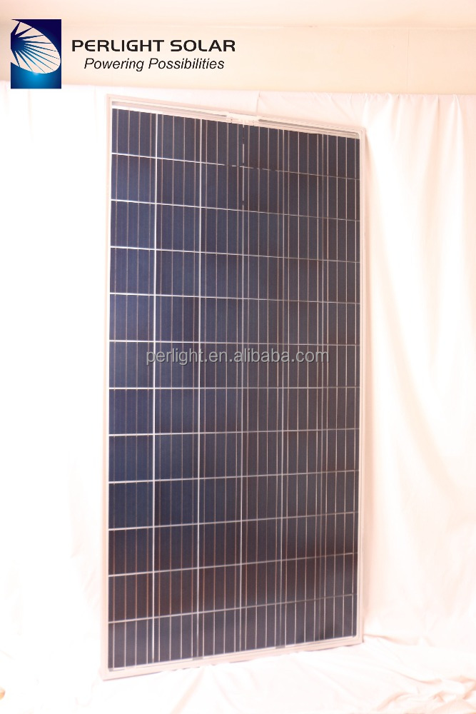 High Efficiency Transparent Bipv Solar Power Panel To Build Solar Power System