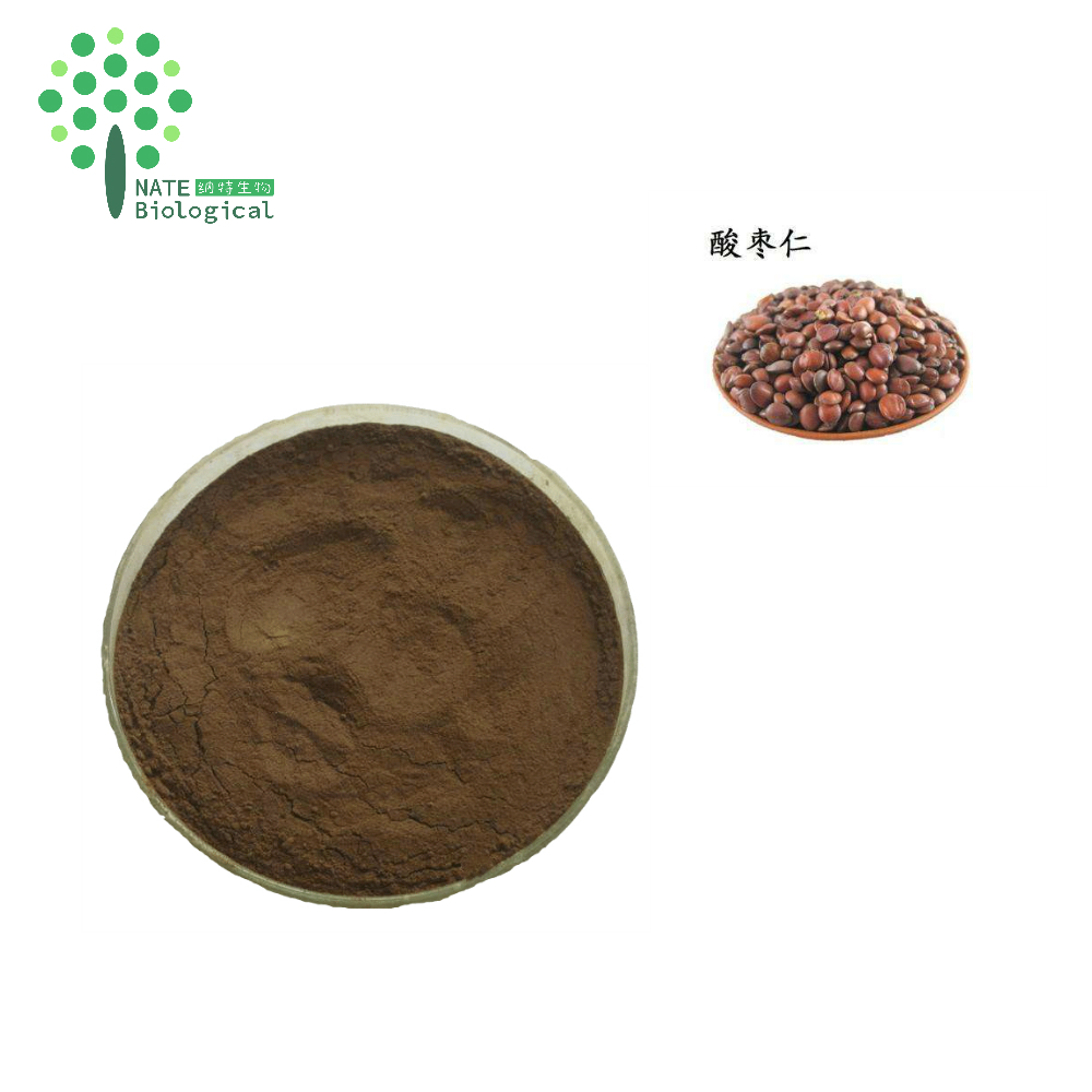 BEST quality wild jujube extract Jujuboside B 2%
