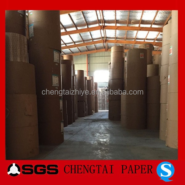 CHENGTAI pe coated Raw material for ice cream paper cup using