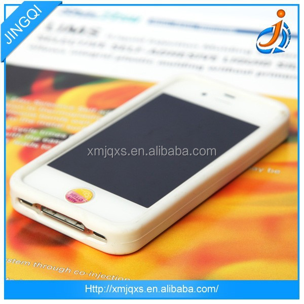 China factory OEM silicone mobile phone accessory