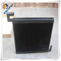 OEM New Good Price PC60-7 Hydraulic Fan Oil Cooler For Excavator