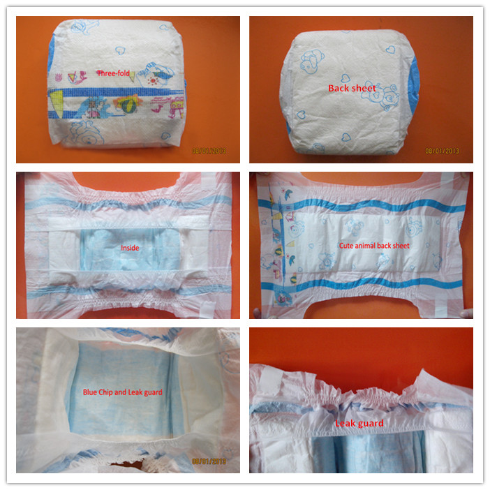 """Diaper Babies"" Product Export to Nigeria"