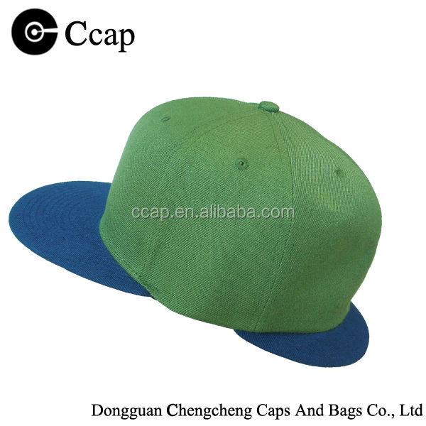 wholesale customize plain snapback hats ccap-08042