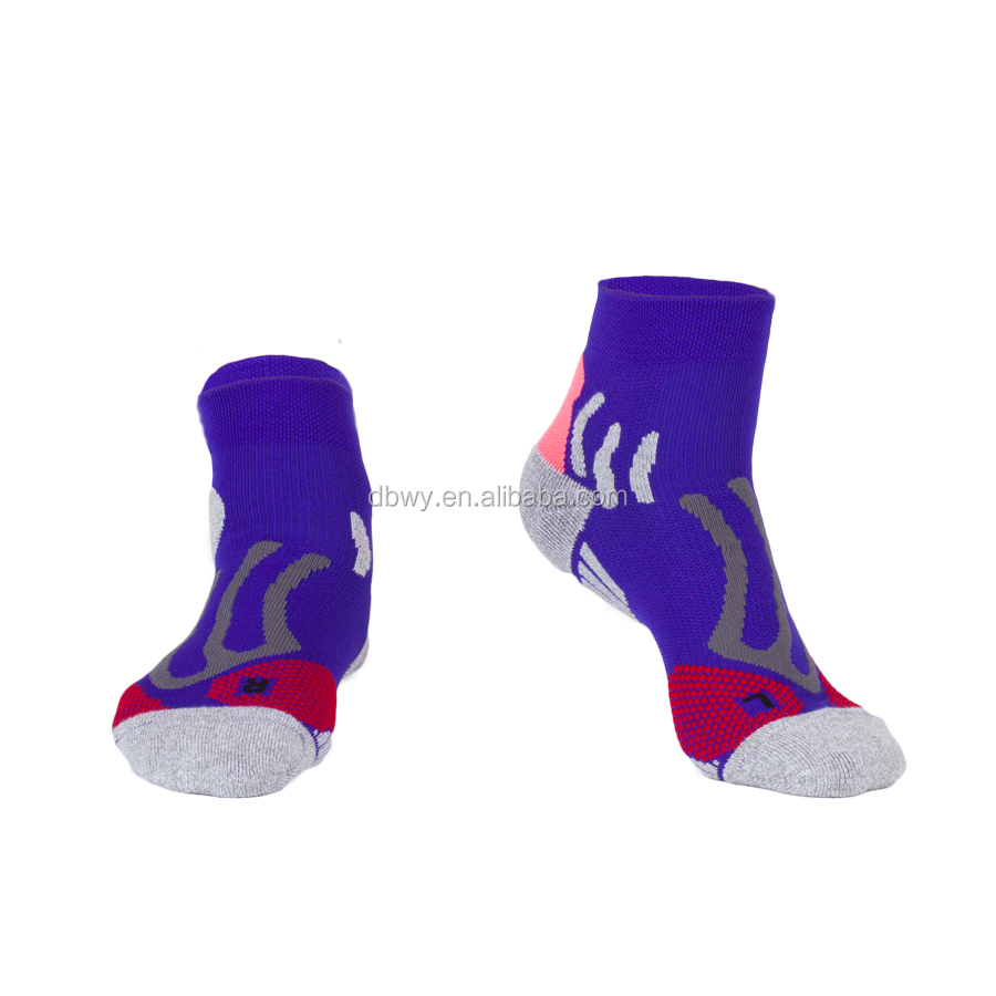 Fashionable sports socks for women and girls