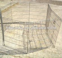 Folding Wire Dog Pens