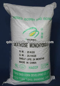 Manufacturer of lowest price high quality dextrose monohydrate for confectionery industry