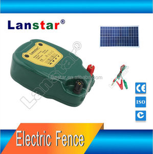 portable pets fencing solar power electric fence energizer for dog cat pig farm security poultry secure