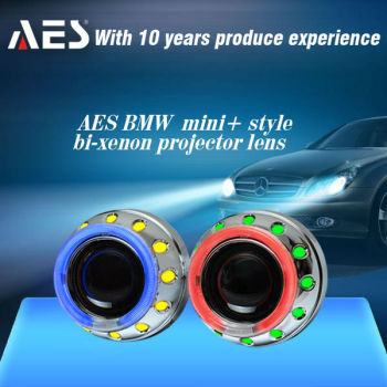 AES-G3 bi-xenon angel devil eyes xenon light