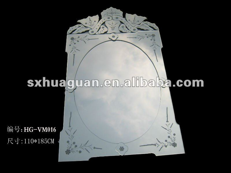 antique venetian retro style wall mirror for home decoration