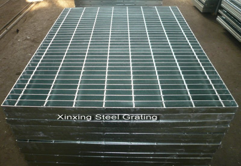 Galvanized Steel Grating_Plain type