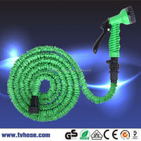 2 year warranty 75ft light weight garden food grade water hose